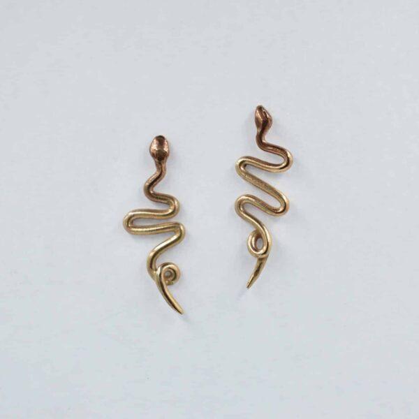 serpente_orecchini serpente_bronzo_anelloserpente.it_ritrovarti_cerapersa_fattoamano_handmade_roma_serpini