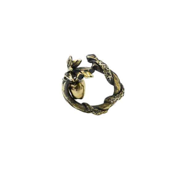 serpente_anello serpente_bronzo_anelloserpente.it_ritrovarti_cerapersa_fattoamano_handmade_roma_giardinodell'eden